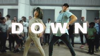 """DOWN"" - Fifth Harmony ft Gucci Mane Dance   @MattSteffanina ft Bailey Sok"