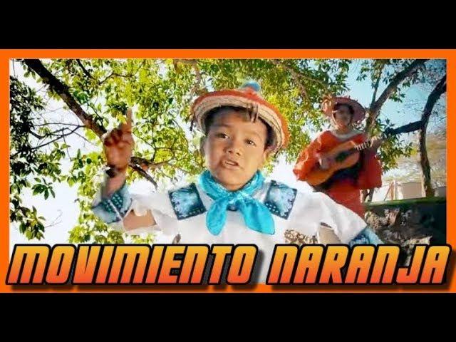 Yuawi el niño del spot viral de Movimiento naranja Movimiento Ciudadano