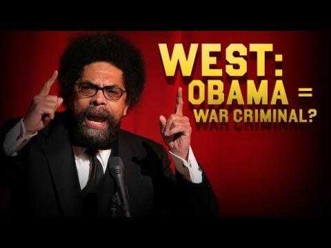 Cornel West: \'Obama is a War Criminal\' for Drone Strikes