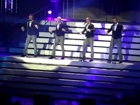 Westlife Farewell Tour 2012 - World Of Our Own - Manchester - 26/05/12