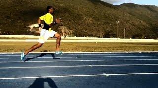 Yohan Blake 60m Sprints 2014