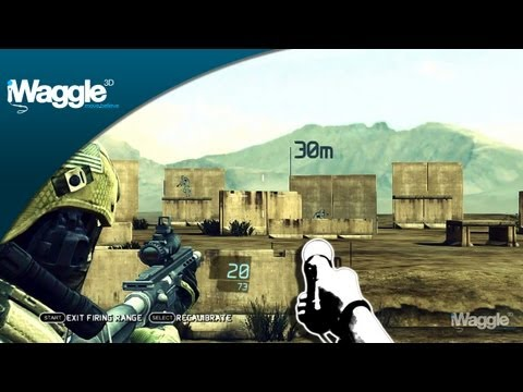 iWatch | Tom Clancy's Ghost Recon: Future Soldier (GunSmith Mode) PlayStation Move Analysis