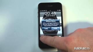 iPhone kako uraditi update softvera sa 6.1.1 na 6.1.2