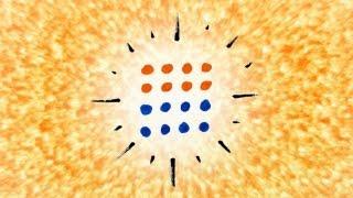 Minute Physics: Big Bang Photon Decoupling