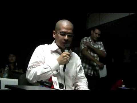 17 Seminario Nacional de Marea Socialista, Reflexiones Políticas, Nicmer Evans, aporrea tvi, noviem