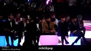 171201 MAMA - Ailee Perf Reaction: SuJu, Day6, Vernon, NCT127, Got7, BTS, Jooheon, Sunmi