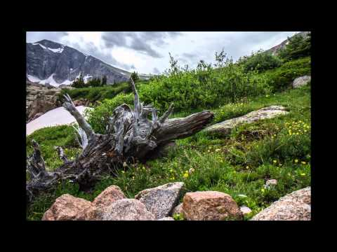 Backpack to Lawn Lake in Rocky Mountain National Park - July 2014