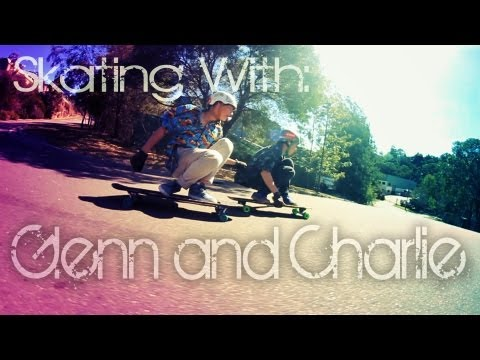 Skating With: Glenn and Charlie