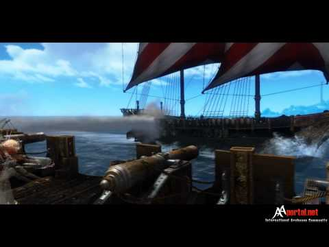 Первое видео Archeage сделанное игроками