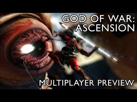 God of War: Ascension - Первое видео геймплея мультиплеера