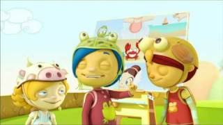 Pajarito Cucu Van Dogh, Caricaturas Infantiles, Dibujos