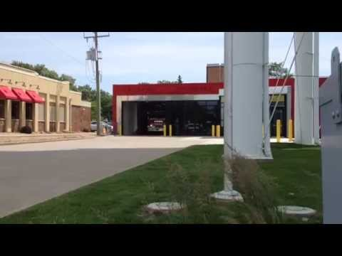 Richfield MN Fire Engine 2 Responding, 7/4/14 - *Code 3*
