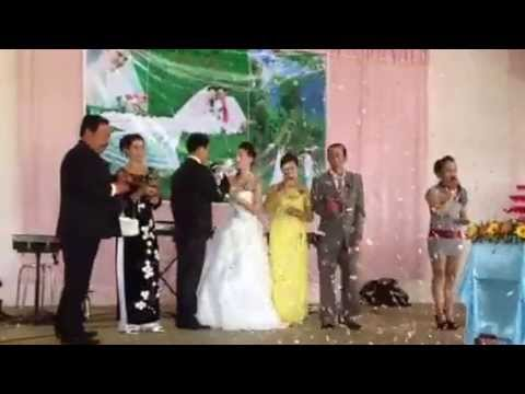 Dam cuoi ,Hong Loan,Tran Quan,ban nhac Nhat Anh,Nha hang kh