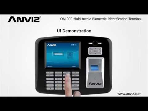 OA1000 Rilevazione presenze Rfid e biometrico presentazione ufficiale del prodotto
