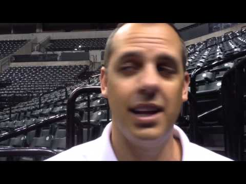 Pacers coach talks about Luis Scola
