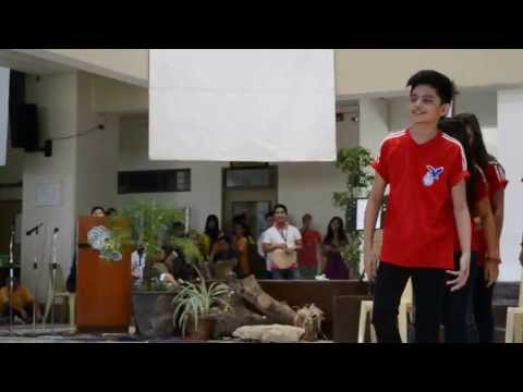 ADZU Intrams 2013 - Pop Dance Competition - Sophomores