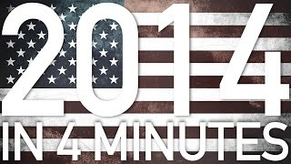 '2014 In 4 Minutes' –  Everything That Happened In The Past Year