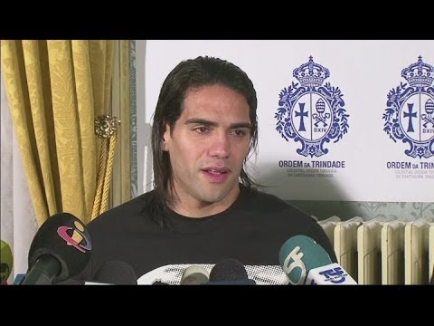 Falcao focused on working hard to make World Cup