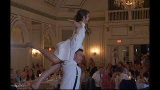 Greatest Showman Wedding Dance. First Dance to Million Dreams.