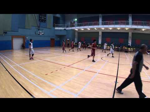 28 MAR SPORTARTS BASKETBALL LEAGUE 博亞 籃球聯賽  FORBES SINGOR vs CAMPEÓN PART 1