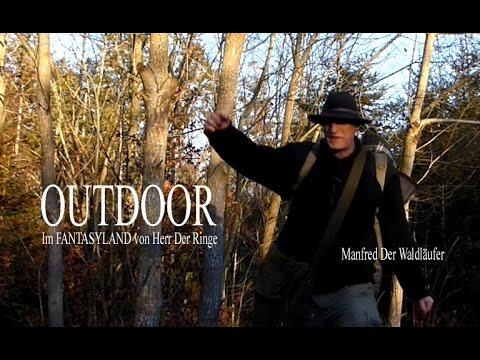 OUTDOOR - Maultaschen im Herr der Ringe Land | Manfred Der Waldläufer