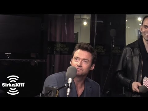 Hugh Jackman Conquers The Cronut on Opie & Anthony Show
