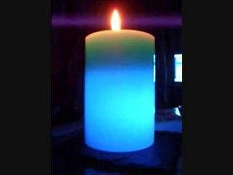ljus som ändrar färg