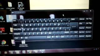 Como Poner Teclado En La Pantalla De Mi Laptop Windows 7