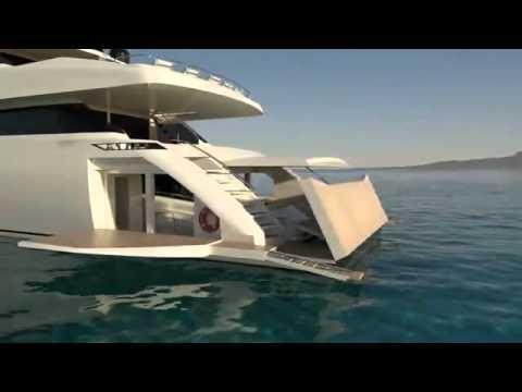 Wider 150 Yacht