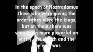 Obama: The Black Pope/Nostradamus/Prophecies