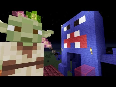 Minecraft Xbox - Building Time - Star Wars Special {13}
