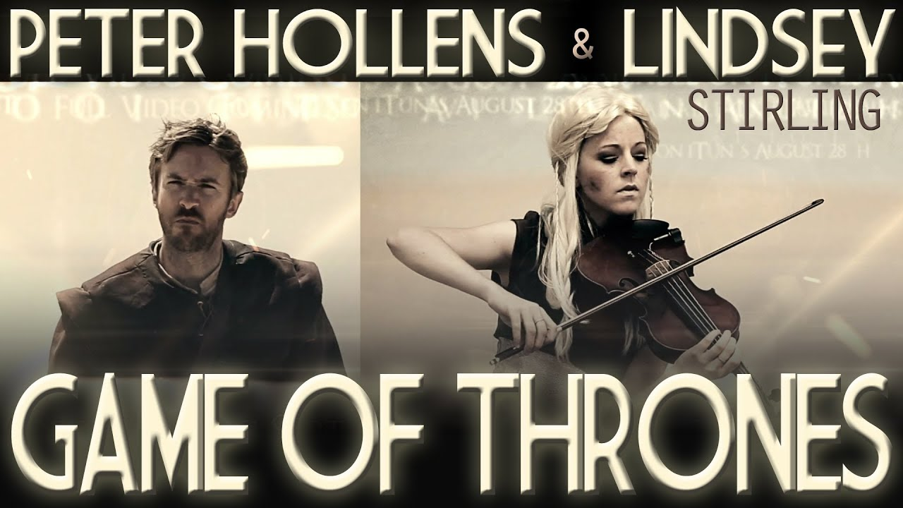 Lindsey stirling game of thrones