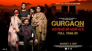 GURGAON Movie Trailer