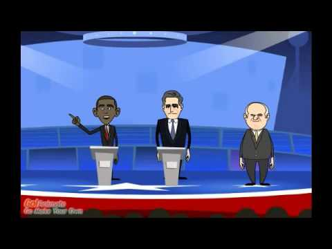 Obama/Romney debate the National debt