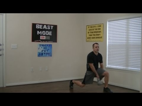 12 Min Kettlebell Workout - HASfit Kettlebell Training Workouts - Kettle Bell Exercises Work Out