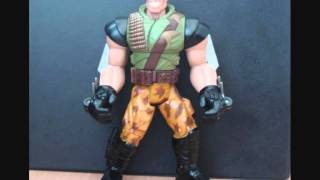 Kenner 1998 Small Soldiers Commando Elite Action Figure