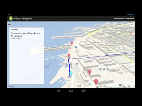 Google I/O 2013 - When Android Meets Maps
