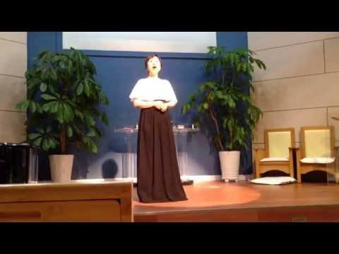 'Die forelle' (F. Schubert) Performed by Christine Yoonjoo Lee