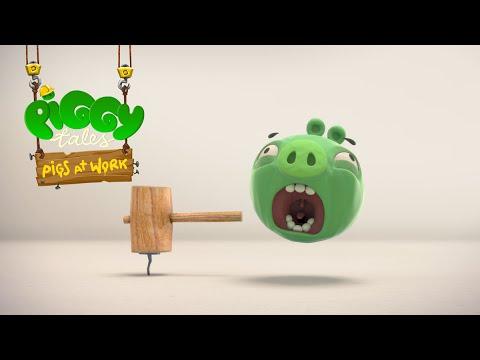 Piggy Tales - Prasatá v práci - Klinec