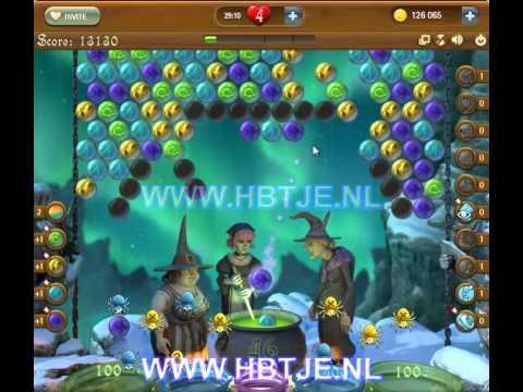 Bubble Witch Saga level 146