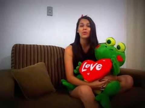 Amanda Ramos - Versão Te Vejo Lindo - Luan Santana