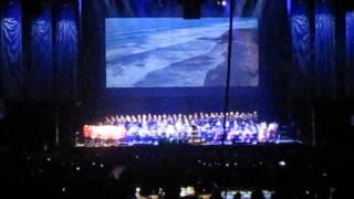 Andrea Bocelli 02 Concert 2014 - Spirit YPC Choir