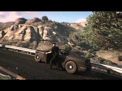 GTA V làm cảnh sát tập 2