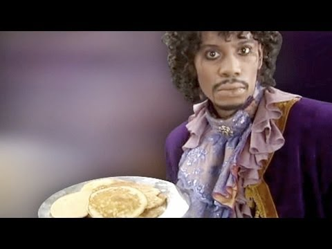 Prince Serves Pancakes for Breakfast On New Song - YouTube