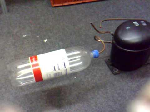 寶特瓶能夠充氣到什麼地步?