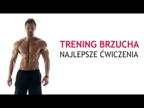 Trening brzucha - Najlepsze ćwiczenia - [ Jacek Bilczyński ]