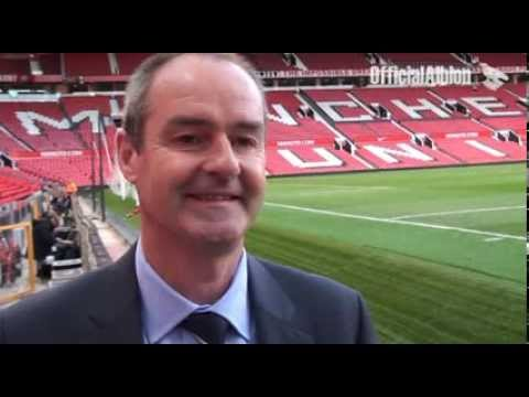 Man United 1 West Bromwich Albion 2: Steve Clarke's Reaction