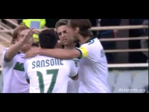 Fiorentina vs Sassuolo 3-4 All Goals & Highlights 6/5/2014 HD