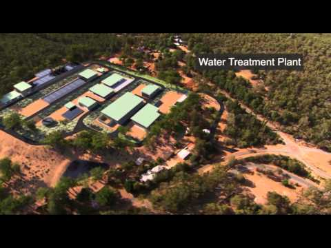Mundaring Water Treatment Plant (WWTP) Australia