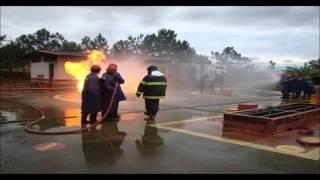 Treinamento para forma��o de brigada de incendio   - youtube